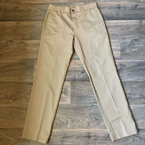 Haggar Size 32x32 Khaki Pants